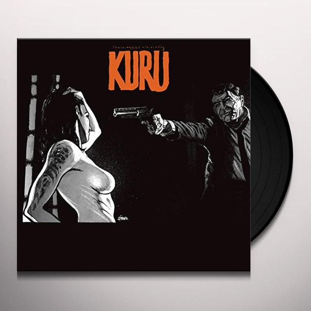 These Machines Are Winning KURU Vinyl Record