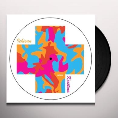 Ichisan KRISTINA Vinyl Record
