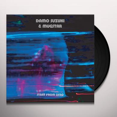 Damo Suzuki / Mugstar START FROM ZERO Vinyl Record