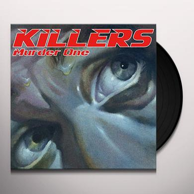 The Killers MURDER ONE Vinyl Record