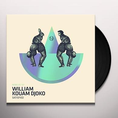William Kouam Djoko SATISFIED Vinyl Record