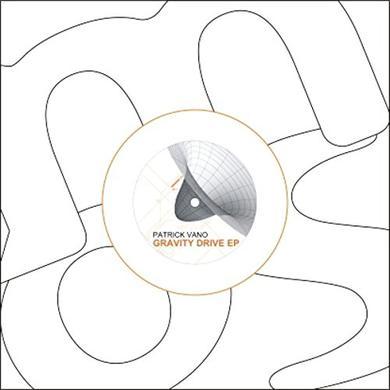 Patrick Vano GRAVITY DRIVE Vinyl Record