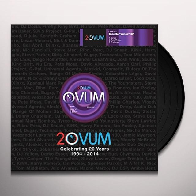 Tuccillo LUNES (EP) Vinyl Record
