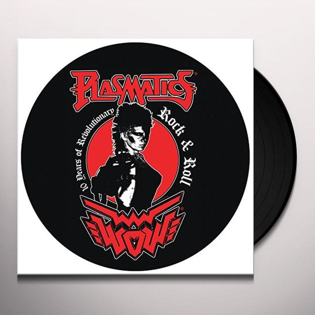 Wendy O Williams / Plasmatics 10 YEARS OF REVOLUTIONARY ROCK & ROLL Vinyl Record