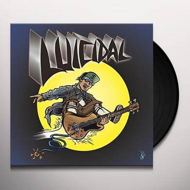 LUICIDAL Vinyl Record