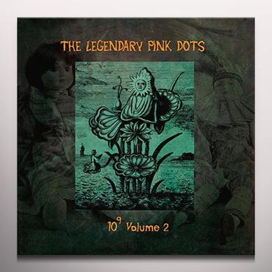The Legendary Pink Dots 10 TO THE POWER OF 9 Vinyl Record - Colored Vinyl, Limited Edition