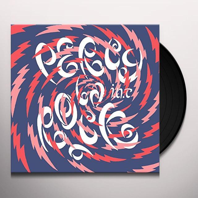 I.N.T. PERCY LA ROCK (EP) Vinyl Record