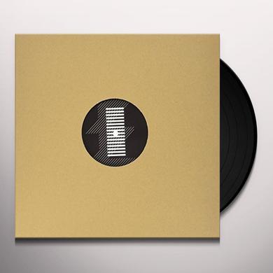 Andre Kronert STAMINA Vinyl Record
