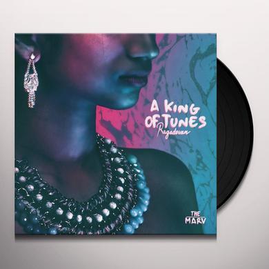 MARV KING OF TUNES (RAGADEVAN) Vinyl Record