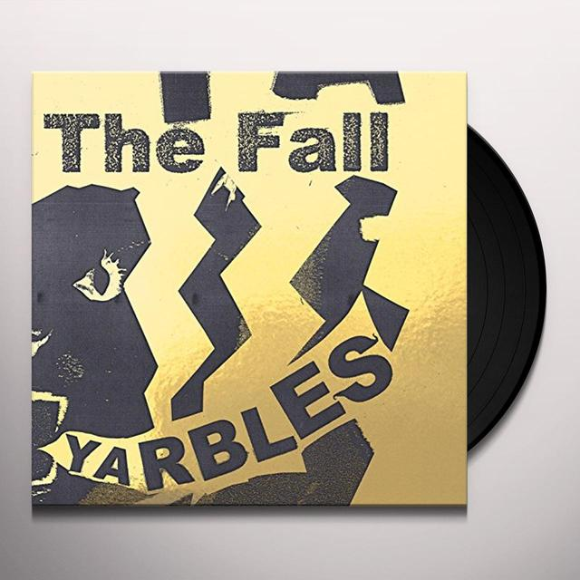 Fall YARBLES Vinyl Record
