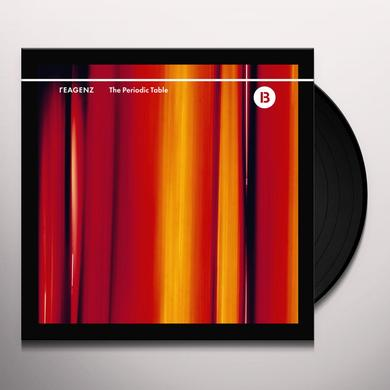 REAGENZ PERIODIC TABLE Vinyl Record