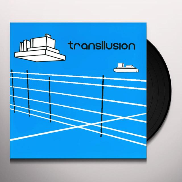 Transllusion OPENING OF THE CEREBRAL GATE Vinyl Record