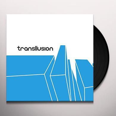 Transllusion MIND OVER POSITIVE & NEGATIVE DIMENSIONAL MATTER Vinyl Record