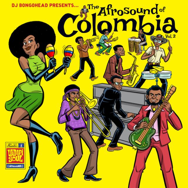 AFROSOUND OF COLOMBIA 2 / VARIOUS