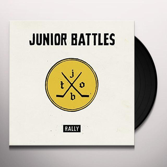 Junior Battles RALLY Vinyl Record
