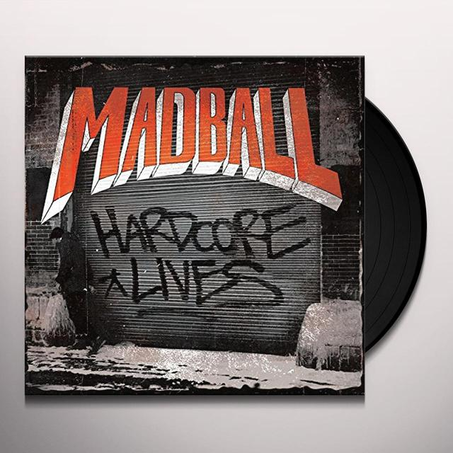 Madball HARDCORE LIVES Vinyl Record