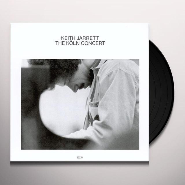 Keith Jarrett KOLN CONCERT Vinyl Record