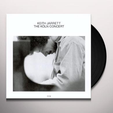 Keith Jarrett KOLN CONCERT Vinyl Record - 180 Gram Pressing