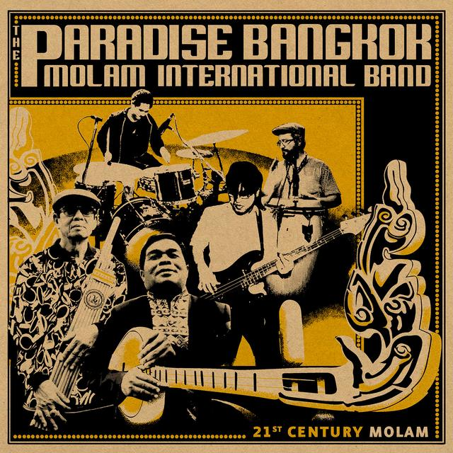 PARADISE BANGKOK MOLAM INTERNATIONAL BAND