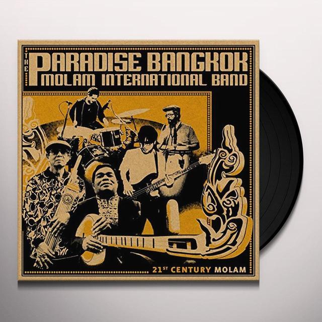 PARADISE BANGKOK MOLAM INTERNATIONAL BAND 21ST CENTURY MOLAM Vinyl Record