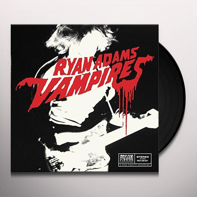 Ryan Adams VAMPIRES Vinyl Record - Limited Edition