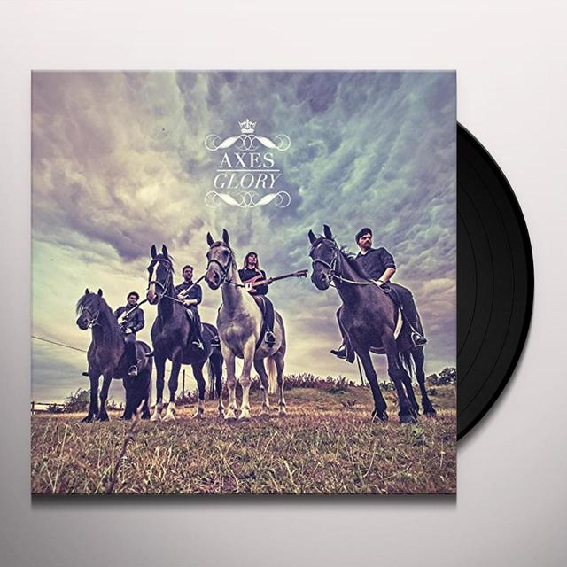 AXES GLORY Vinyl Record - UK Import