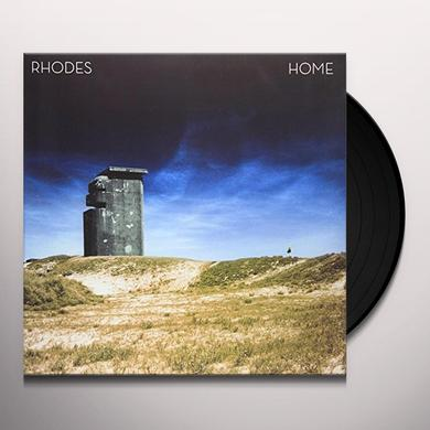 RHODES HOME Vinyl Record - UK Import
