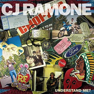 Cj Ramone UNDERSTAND ME Vinyl Record