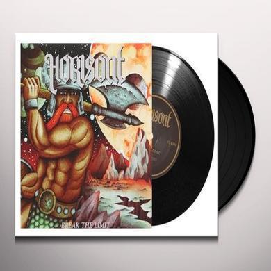 Horisont BREAK THE LIMIT Vinyl Record - UK Import