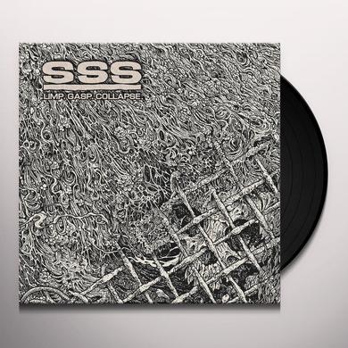 SSS LIMP. GASP. COLLAPSE. Vinyl Record - UK Import