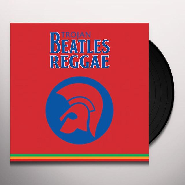 TROJAN BEATLES REGGAE THE RED ALBUM / VARIOUS (UK) (Vinyl)