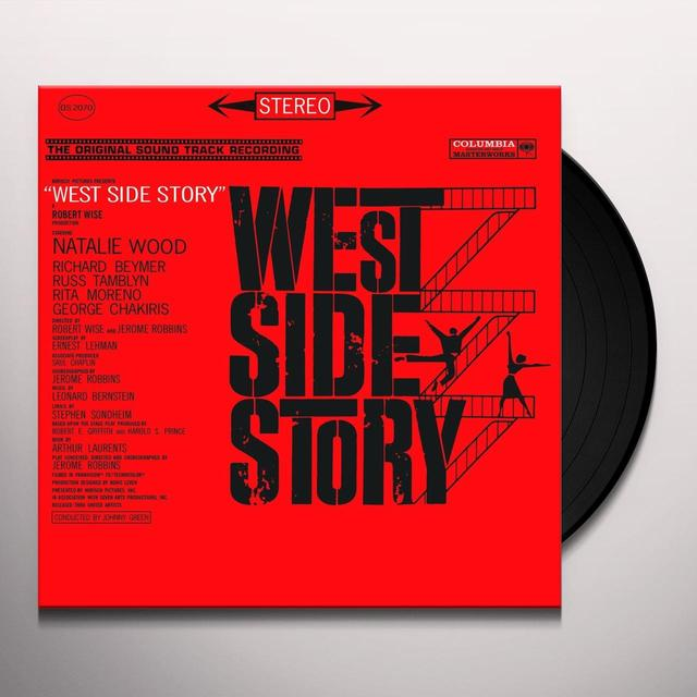 WEST SIDE STORY: DELUXE EDITION / O.S.T. (HOL) WEST SIDE STORY: DELUXE EDITION / O.S.T. Vinyl Record