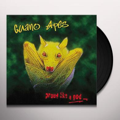 Guano Apes PROUD LIKE A GOD Vinyl Record - Holland Import