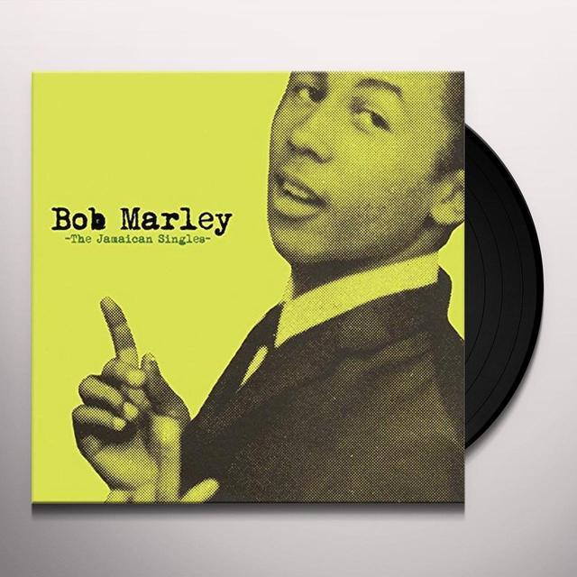 Bob Marley JAMAICAN SINGLES Vinyl Record