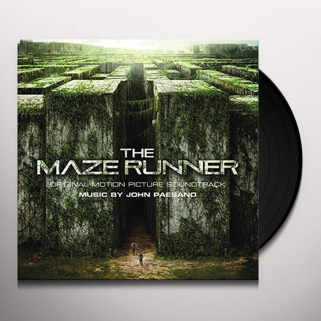 MAZE RUNNER / O.S.T. (HOL) MAZE RUNNER / O.S.T. Vinyl Record
