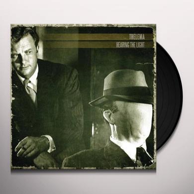 THELEMA (LTD) (OGV) HEARING LIGHT / O.S.T. Vinyl Record - Limited Edition, 180 Gram Pressing