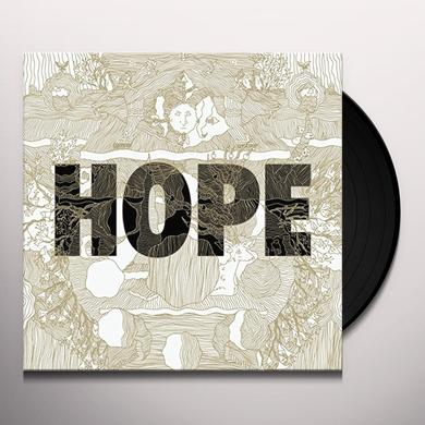 Manchester Orchestra HOPE Vinyl Record