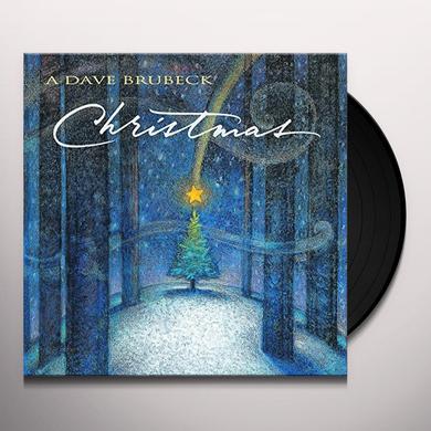 DAVE BRUBECK CHRISTMAS Vinyl Record