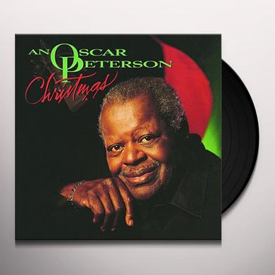 AN OSCAR PETERSON CHRISTMAS Vinyl Record