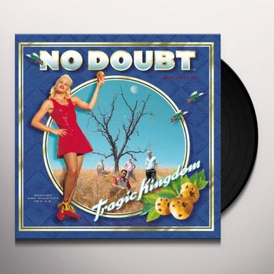 No Doubt TRAGIC KINGDOM Vinyl Record