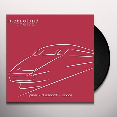 METROLAND THALYS Vinyl Record