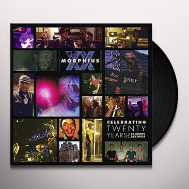 MORPHIUS XX: CELEBRATING 20 YEARS OF BREAKING / VA Vinyl Record