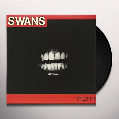 Swans FILTH Vinyl Record