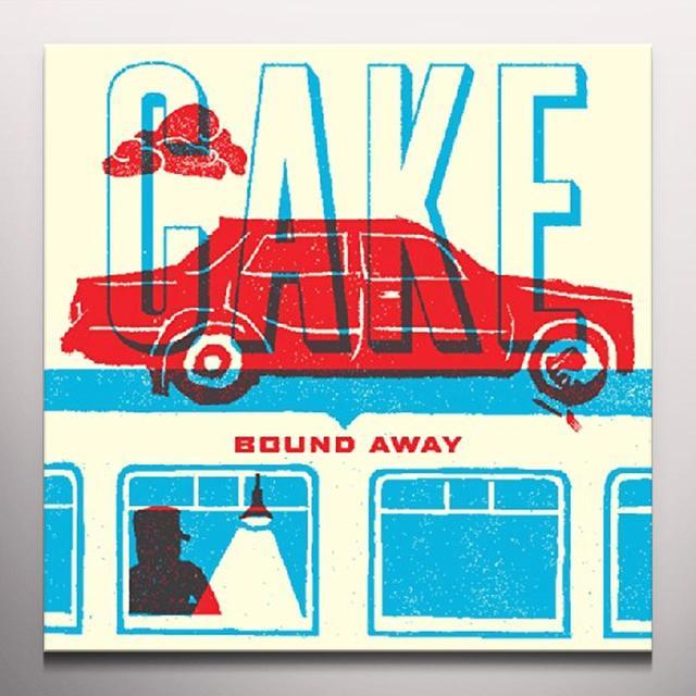 Cake BOUND AWAY Vinyl Record - Colored Vinyl
