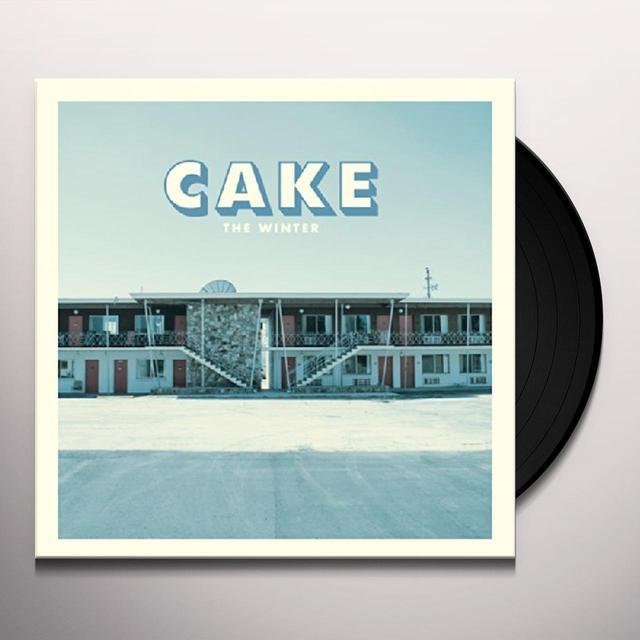 Cake WINTER Vinyl Record