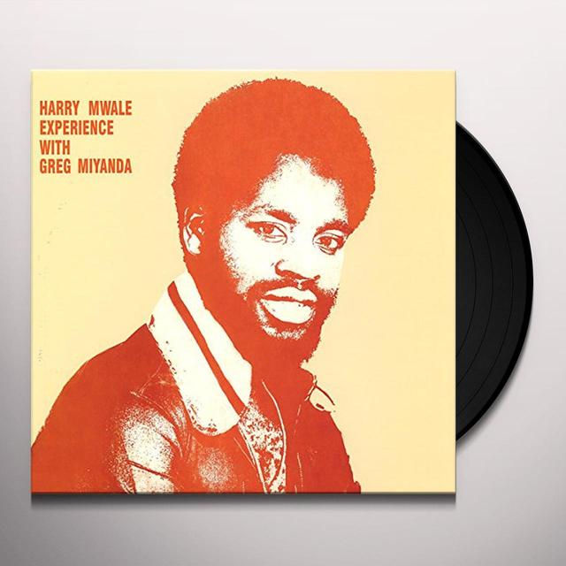 HARRY MWALE EXPERIENCE Vinyl Record - Limited Edition