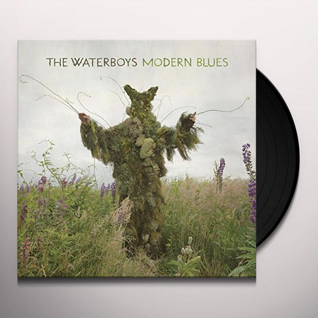 The Waterboys MODERN BLUES (BONUS TRACK) Vinyl Record