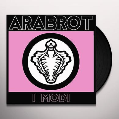 Arabrot I MODI Vinyl Record - Digital Download Included