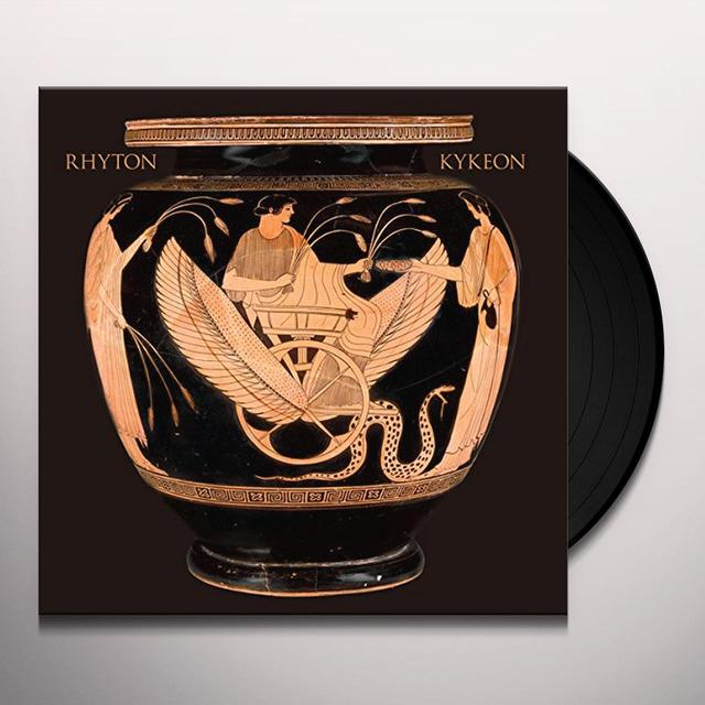 Rhyton KYKEON Vinyl Record - Digital Download Included