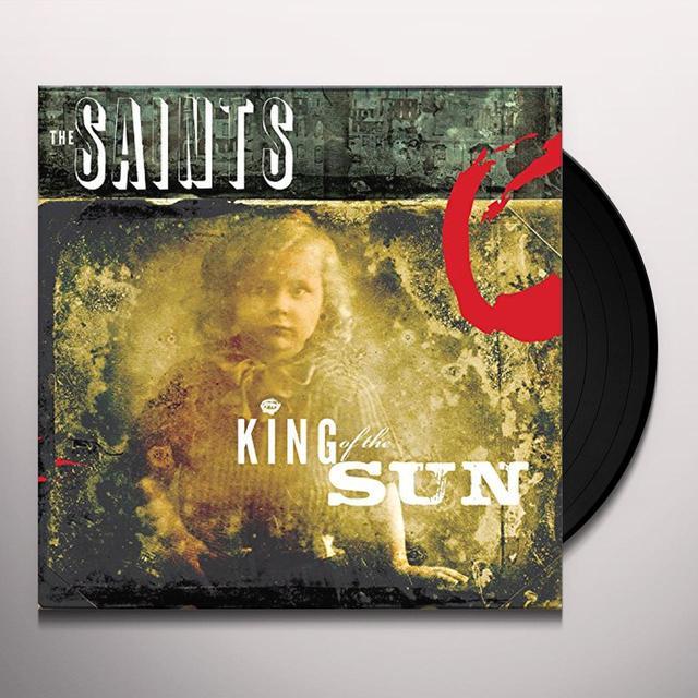 The Saints KING OF THE SUN / KING OF THE MIDNIGHT SUN Vinyl Record